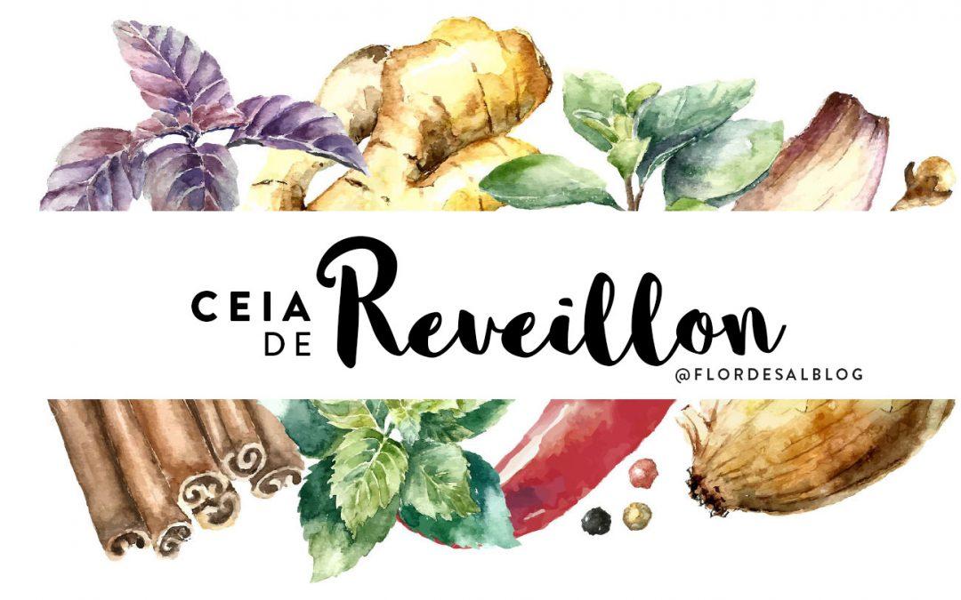 Receitas para Ceia de Reveillon