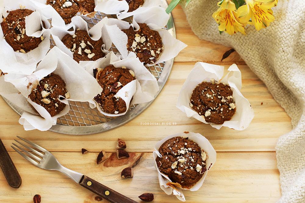 Muffin de Tangerina com Castanha de Pequi | Instituto Ata