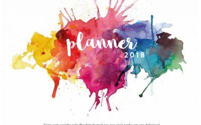 Planner 2018 para Download ♥