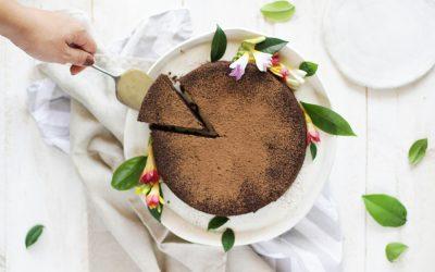 A TORTA DE CHOCOLATE MAIS SAUDÁVEL DO MUNDO