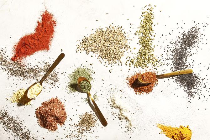 COMO FAZER TEMPERO CASEIRO – Mix de especiarias ou masala :)